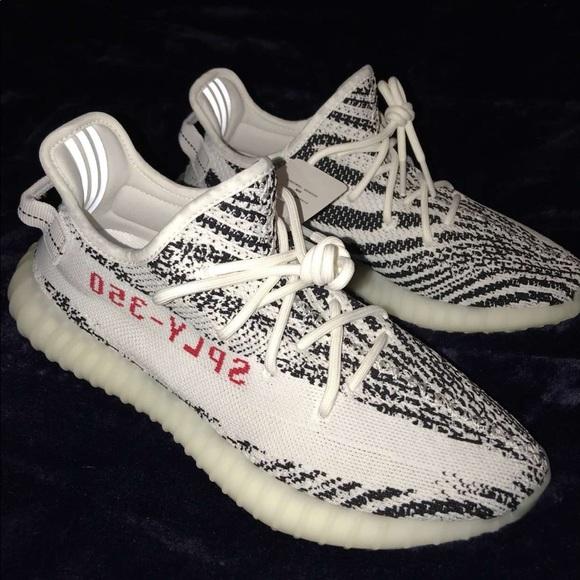 6e31f50e5 adidas Other - Yeezy boost 350 v2 zebra